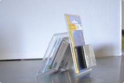 Packaging produits consommables bureautiques